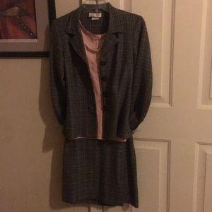 Xoxo blazer and skirt, size 3